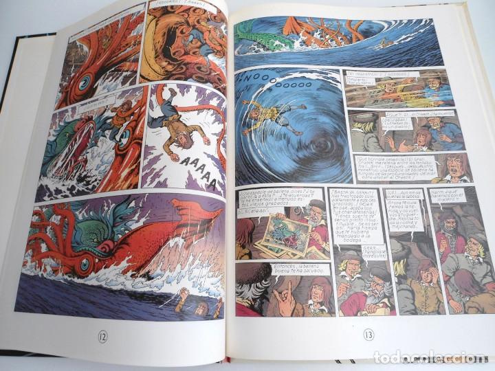 Cómics: CORI EL GRUMETE LA EXPEDICION MALDITA - BOB MOOR - JUVENTUD 1989 - PRIMERA EDICION -EXCELENTE ESTADO - Foto 10 - 128365479