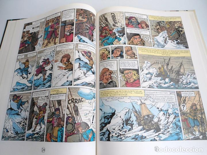 Cómics: CORI EL GRUMETE LA EXPEDICION MALDITA - BOB MOOR - JUVENTUD 1989 - PRIMERA EDICION -EXCELENTE ESTADO - Foto 12 - 128365479