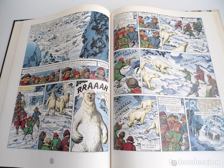Cómics: CORI EL GRUMETE LA EXPEDICION MALDITA - BOB MOOR - JUVENTUD 1989 - PRIMERA EDICION -EXCELENTE ESTADO - Foto 13 - 128365479