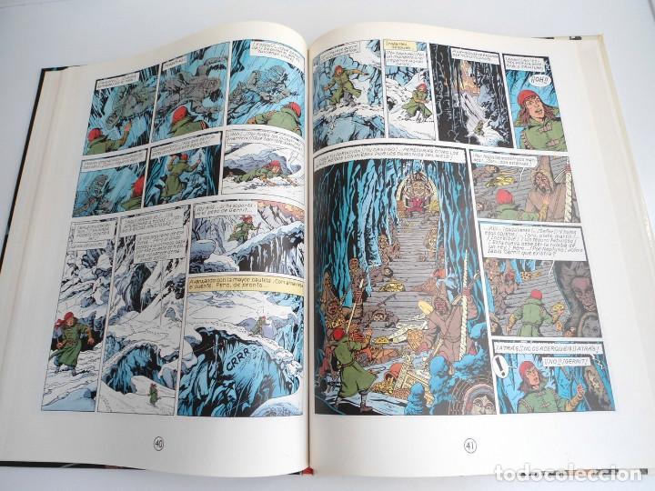 Cómics: CORI EL GRUMETE LA EXPEDICION MALDITA - BOB MOOR - JUVENTUD 1989 - PRIMERA EDICION -EXCELENTE ESTADO - Foto 14 - 128365479