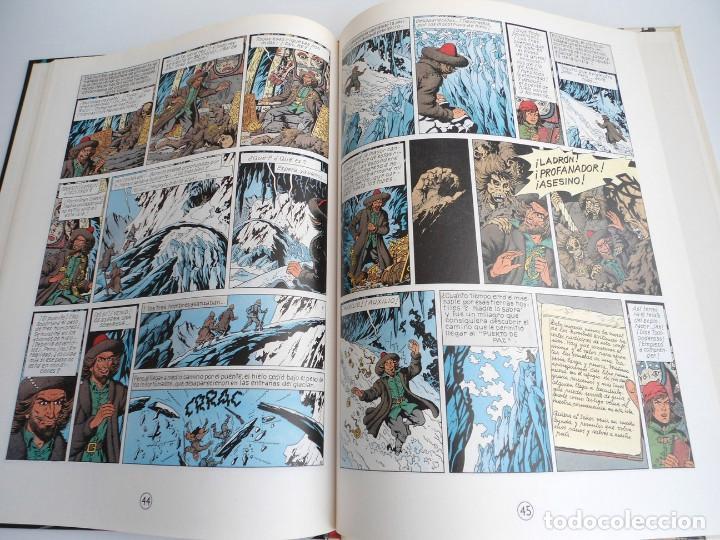 Cómics: CORI EL GRUMETE LA EXPEDICION MALDITA - BOB MOOR - JUVENTUD 1989 - PRIMERA EDICION -EXCELENTE ESTADO - Foto 15 - 128365479