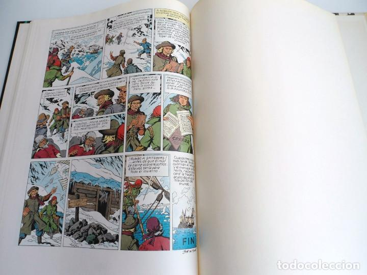 Cómics: CORI EL GRUMETE LA EXPEDICION MALDITA - BOB MOOR - JUVENTUD 1989 - PRIMERA EDICION -EXCELENTE ESTADO - Foto 16 - 128365479