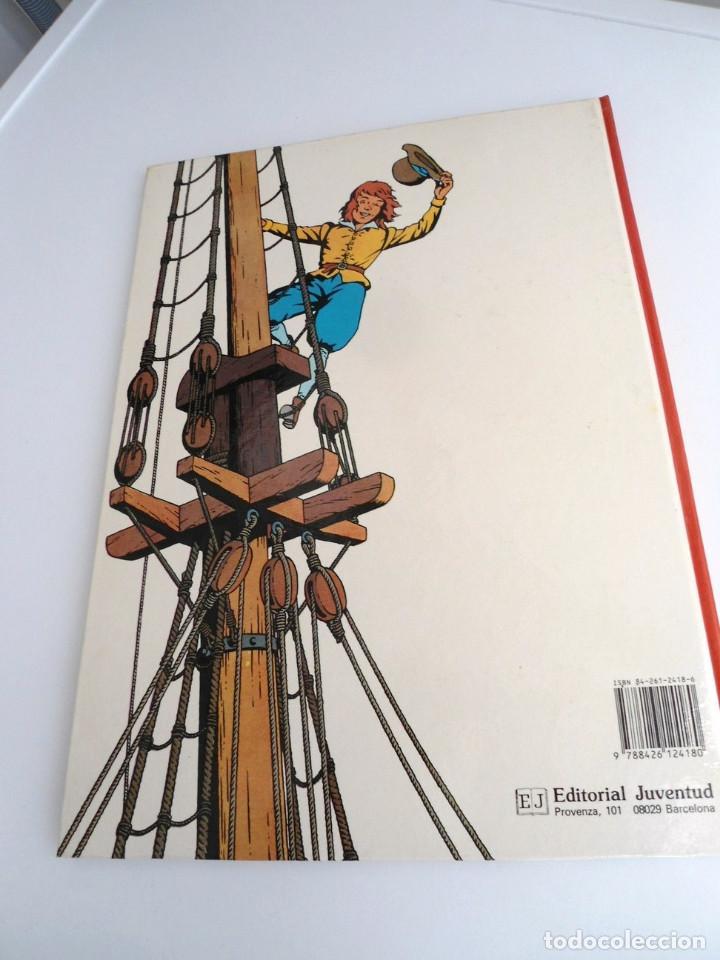 Cómics: CORI EL GRUMETE LA EXPEDICION MALDITA - BOB MOOR - JUVENTUD 1989 - PRIMERA EDICION -EXCELENTE ESTADO - Foto 17 - 128365479