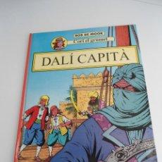 Cómics: CORI EL GRUMET - DALI CAPITA - BOB MOOR - JOVENTUT 1994 - PRIMERA EDICION CATALAN - EXCELENTE ESTADO. Lote 128370091
