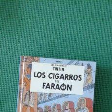 Comics - Tintin - Los Cigarros del Faraón - Casterman 2002 - 128439143