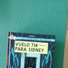 Comics - Tintin - Vuelo 714 para Sidney - Casterman 2002 - 128439239