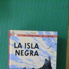 Cómics: TINTIN - LA ISLA NEGRA - CASTERMAN 2002. Lote 128439319