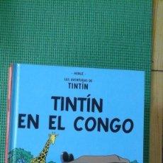 Cómics: TINTIN EN EL CONGO - CASTERMAN 2002. Lote 128439875