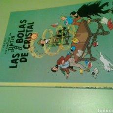 Cómics: LAS 7 BOLAS DE CRISTAL TINTIN JUVENTUD 1986. Lote 128628432