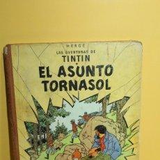 Cómics: TINTÍN - TINTÍN EL ASUNTO TORNASOL 3º EDICION 1968 - EDITORIAL JUVENTUD. Lote 128826659