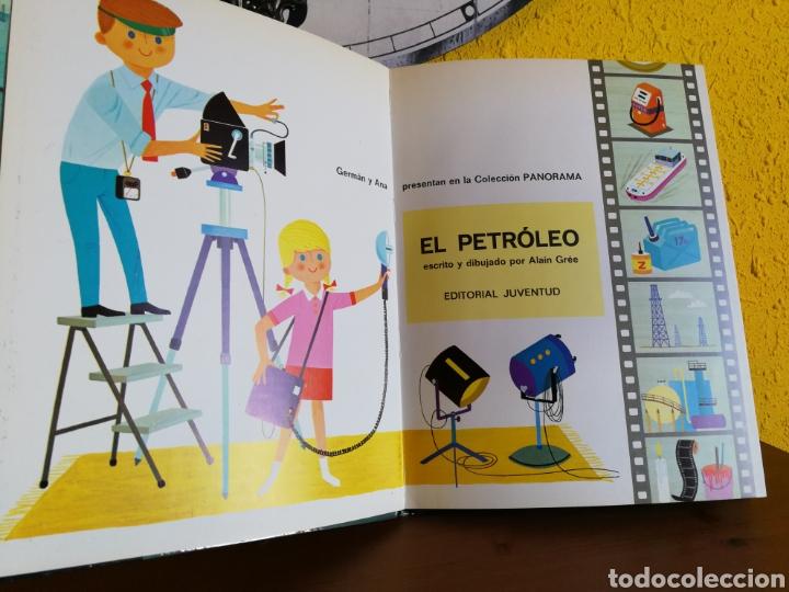 Cómics: EL PETRÓLEO. COLECCIÓN PANORAMA.ALAIN GRÉE. EDITORIAL JUVENTUD - Foto 2 - 129172472