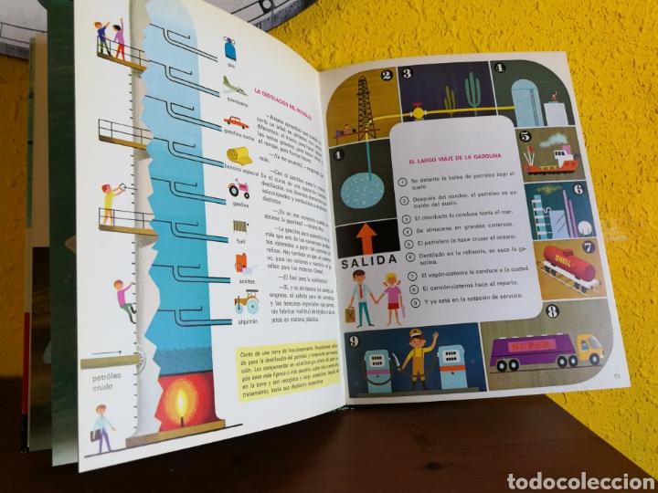 Cómics: EL PETRÓLEO. COLECCIÓN PANORAMA.ALAIN GRÉE. EDITORIAL JUVENTUD - Foto 3 - 129172472