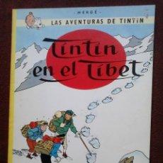 Comics - Tintín en el Tíbet (Juventud, 1980) Hergé - 129286347