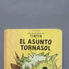 Cómics: PRIMERA EDICION. 1961.- EL ASUNTO TORNASOL. TINTIN. ED. JUVENTUD. Lote 130548750