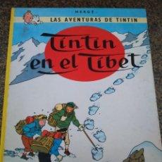 Cómics: TINTIN EN EL TIBET -- JUVENTUD 1982 --. Lote 130594986