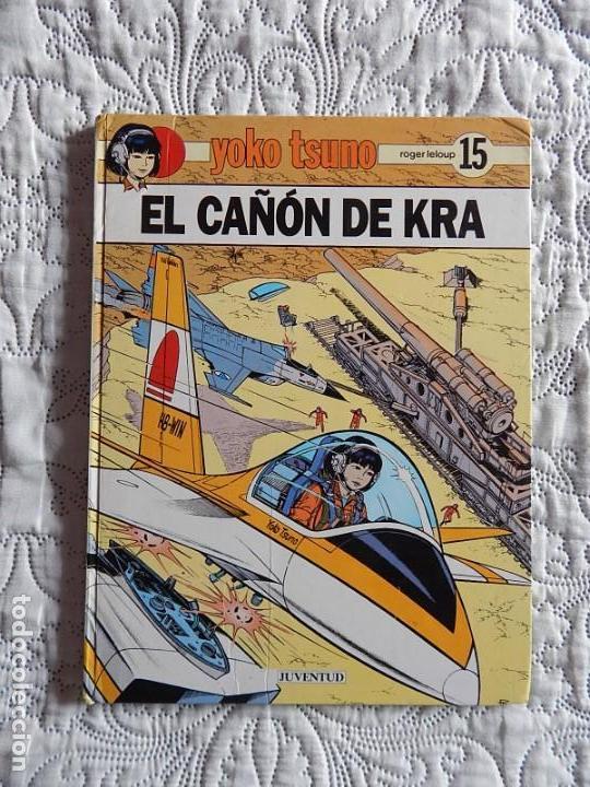 YOKO TSUNO - EL CAÑON DE KRA -N. 15 (Tebeos y Comics - Juventud - Yoko Tsuno)