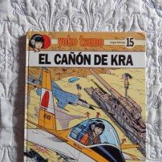 Cómics: YOKO TSUNO - EL CAÑON DE KRA -N. 15. Lote 130658528