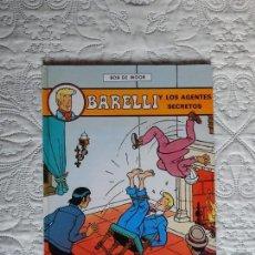 Cómics: BARELLI - Y LOS AGENTES SECRETOS - N. 5. Lote 130679704