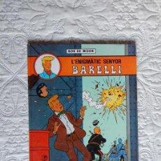 Cómics: BARELLI - L´ENIGMATIC SENYOR BARELLI - N. 1 - CATALA. Lote 130680079