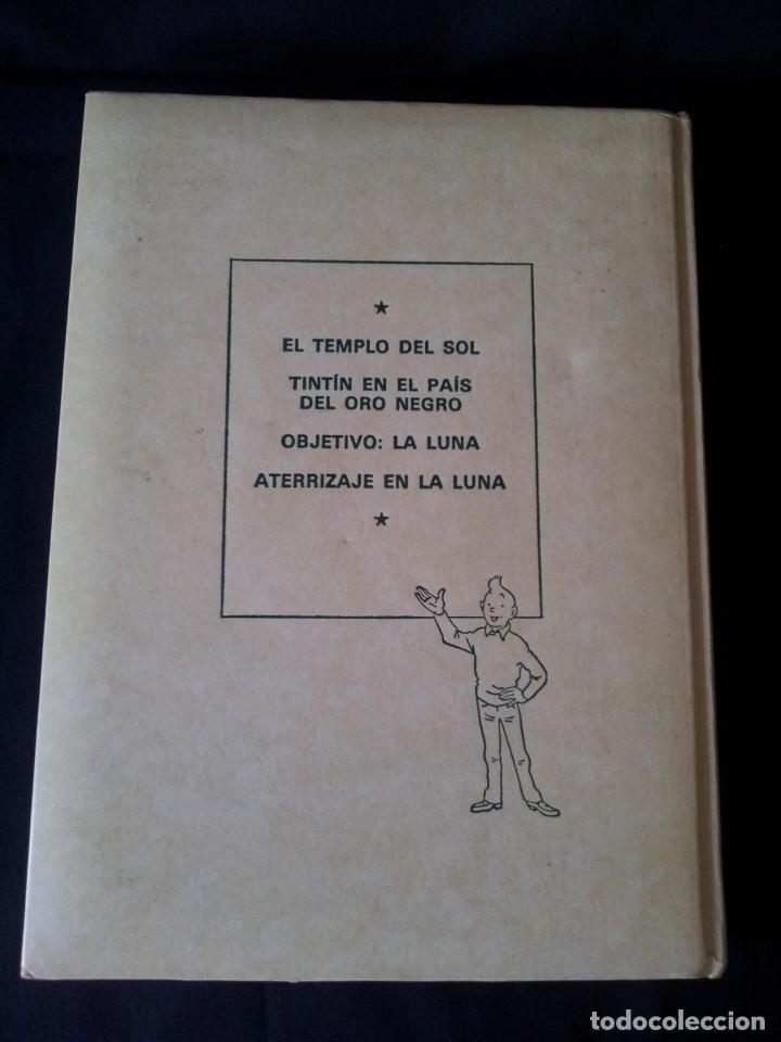 Cómics: HERGE, LAS AVENTURAS DE TINTIN Nº 4 - EDITORIAL JUVENTUD - Foto 2 - 130820520