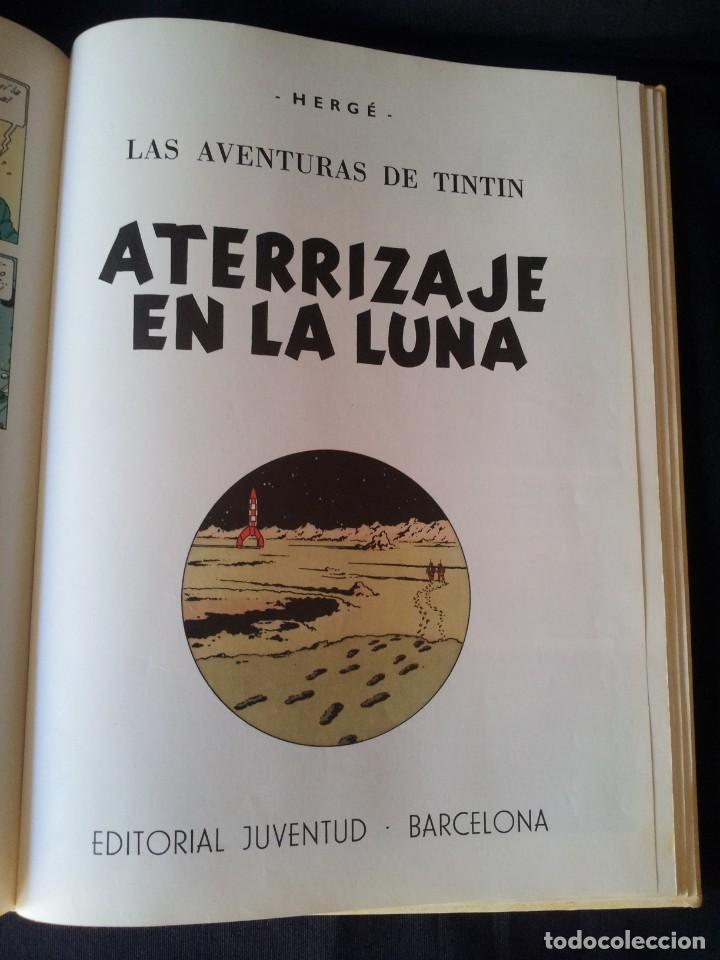 Cómics: HERGE, LAS AVENTURAS DE TINTIN Nº 4 - EDITORIAL JUVENTUD - Foto 10 - 130820520