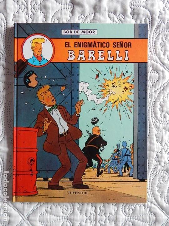 EL ENIGMATICO SEÑOR BARELLI N. 1 (Tebeos y Comics - Juventud - Barelli)