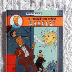 Cómics: EL ENIGMATICO SEÑOR BARELLI N. 1. Lote 130887532