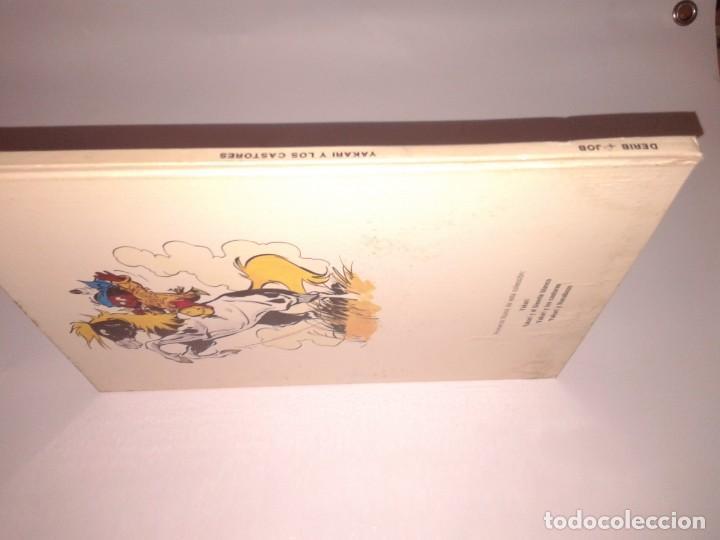 Cómics: YAKARI Y LOS CASTORES, 1980, 1ª EDICION - Foto 3 - 130968060