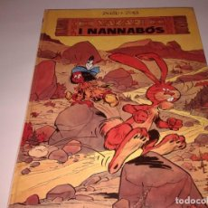 Cómics: YAKARI I NANNABOS, EN CATALA. Lote 130973068