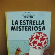 Cómics: HERGE. LAS AVENTURAS DE TINTIN. LA ESTRELLA MISTERIOSA. EDITORIAL JUVENTUD. 2003.. Lote 194696875