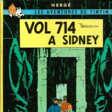 Cómics: HERGE - LES AVENTURES DE TINTIN - VOL 714 A SIDNEY - ED JUVENTUD 1978 3 3ª EDICIO - BASTANT BE . Lote 130981424