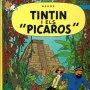 HERGE - LES AVENTURES DE TINTIN - TINTIN I ELS PICAROS - ED JUVENTUD 1982 3ª EDICIO - BASTANT BE