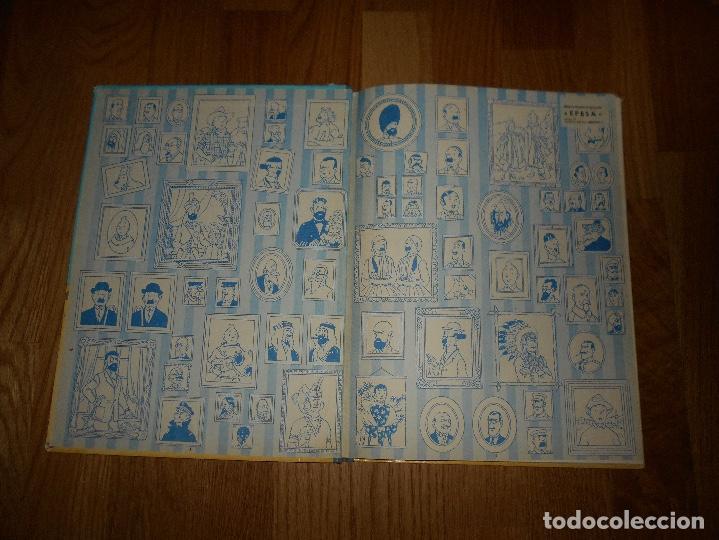 Cómics: TINTIN, EL CANGREJO DE LAS PINZAS DE ORO , JUVENTUD , 2ª EDICION 1966 TAPA DURA, ORIGINAL - Foto 2 - 251630510