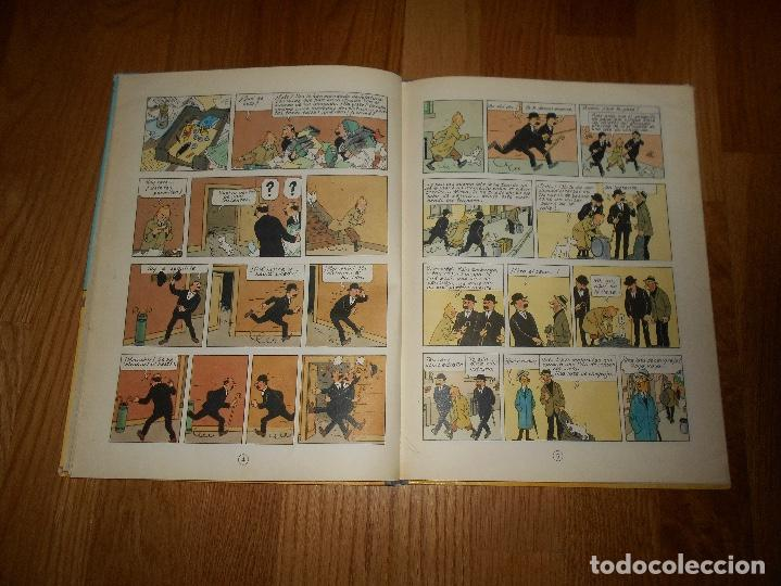 Cómics: TINTIN, EL CANGREJO DE LAS PINZAS DE ORO , JUVENTUD , 2ª EDICION 1966 TAPA DURA, ORIGINAL - Foto 6 - 251630510
