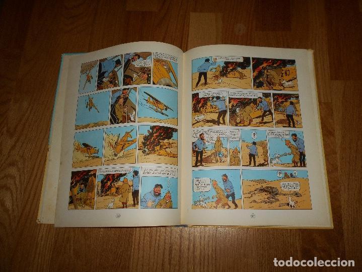 Cómics: TINTIN, EL CANGREJO DE LAS PINZAS DE ORO , JUVENTUD , 2ª EDICION 1966 TAPA DURA, ORIGINAL - Foto 8 - 251630510