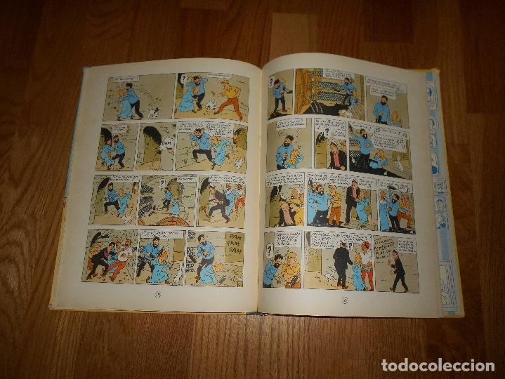 Cómics: TINTIN, EL CANGREJO DE LAS PINZAS DE ORO , JUVENTUD , 2ª EDICION 1966 TAPA DURA, ORIGINAL - Foto 9 - 251630510