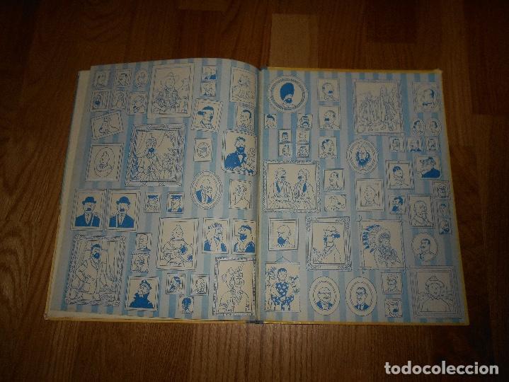 Cómics: TINTIN, EL CANGREJO DE LAS PINZAS DE ORO , JUVENTUD , 2ª EDICION 1966 TAPA DURA, ORIGINAL - Foto 10 - 251630510
