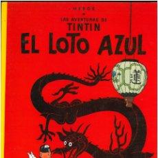 Cómics: TINTIN. EL TEMPLO DEL SOL. C-27. Lote 132306114