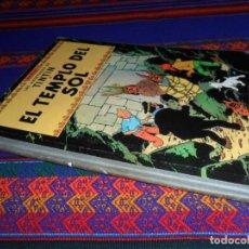 Cómics: BUEN ESTADO, TINTIN EL TEMPLO DEL SOL. 2ª SEGUNDA EDICIÓN. JUVENTUD 1961.. Lote 132912682