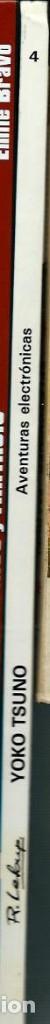 Cómics: YOKO TSUNO Nº 4 - AVENTURAS ELECTRONICAS - POR ROGER LELOUP - ED. JUVENTUD 1993 1ª ED. - MUY DIFICIL - Foto 2 - 133156594