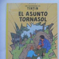 Cómics: LAS AVENTURAS DE TINTIN : EL ASUNTO TORNASOL . HERGÉ ... DE JUVENTD. Lote 133178530