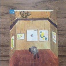 Cómics: CAVALL FORT REVISTA PER A NOIS I NOIES. Lote 133366370