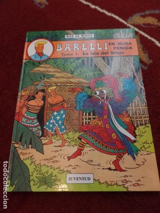BARELLI EN NUSA PENIDA TOMO 1 LA ISLA DEL BRUJO (Tebeos y Comics - Juventud - Barelli)