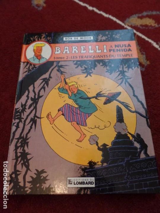 BARELLI EN NUSA PENIDA. TOMO 2 EN FRANCES (Tebeos y Comics - Juventud - Barelli)