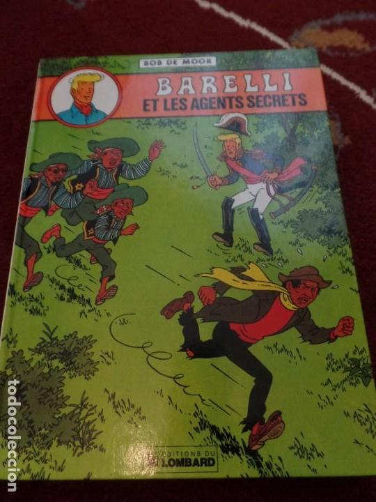 BARELLI Y LOS AGENTES SECRETOS FRANCES (Tebeos y Comics - Juventud - Barelli)