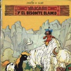 Cómics: YAKARI Y EL BISONTE BLANCO. NUMERO 2. 1ª EDICION 1979. Lote 133540478
