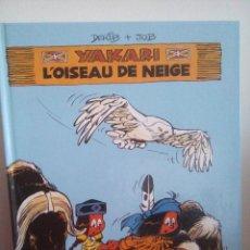 Cómics: YAKARI - L'OISEAU DE NEIGE - Nº 18 - EN FRANCES. Lote 133548646