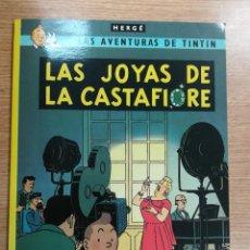 Cómics: TINTIN OBJETIVO LAS JOYAS DE LA CASTAFIORE (RUSTICA) (16ª EDICION 1996). Lote 133617486