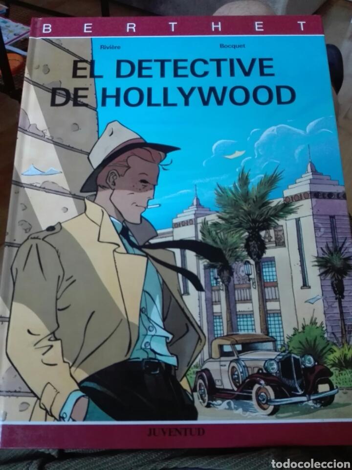 BERTHET, EL DETECTIVE DE HOLLYWOOD. JUVENTUD (Tebeos y Comics - Juventud - Otros)