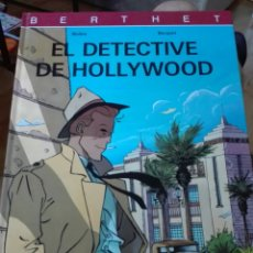 Cómics: BERTHET, EL DETECTIVE DE HOLLYWOOD. JUVENTUD. Lote 134018571